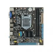 Placa mãe Bluecase BMBH110-T DDR4 LGA 1151 VGA HDMI BULK S/ Caixa