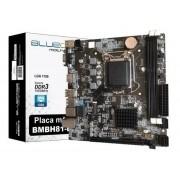 Placa mãe BlueCase BMBH81-T HDMI USB 3.0 LGA 1150 DDR3