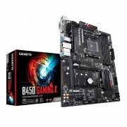 Placa mãe Gigabyte B450 Gaming X Chipset B450 AMD AM4 ATX DDR4