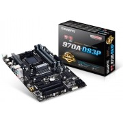 Placa Mãe Gigabyte GA 970A DS3P DDR3 Chipset AMD 970A