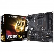 Placa Mãe Gigabyte GA A320MA M.2 Chipset AMD A320 AM4