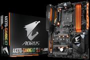 Placa Mãe Gigabyte GA AX370 Gaming K7 Aoru DDR4 AM4 SLI Cros