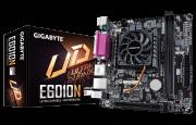 Placa mãe Gigabyte GA E6010N C/ Processador 2MB DDR3 APU