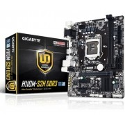 Placa mãe Gigabyte H110M GA-H110M-S2H DDR3 LGA 1151 H110