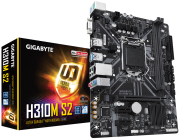 Placa mãe Gigabyte H310M S2 LGA 1151 8º G DDR4