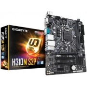 Placa Mãe Gigabyte H310M S2P 2.0 LGA 1151 DDR4
