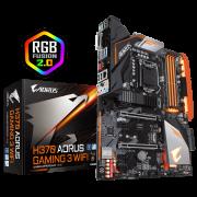 Placa Mãe Gigabyte H370 Aorus Gaming 3 Wifi LGA 1151 DDR4