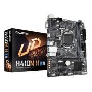 Placa mãe Gigabyte H410M H LGA 1200 DDR4 H410 M-Atx