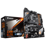 Placa Mãe Gigabyte INTEL LGA 1151 ATX Z390 Aorus Elite DDR4