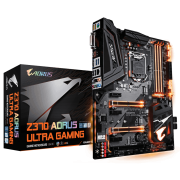 Placa Mae LGA 1151 INTEL Gigabyte Z370 Aorus ULTRA Gaming 2.0 ATX DDR4