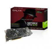Placa Video Galax GTX 1070 EX 8GB DDR5 256 BITS 70NSH6DHL4XE