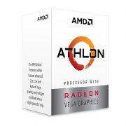 Processador AMD Athlon Pro 200GE AM4 3.2GHz 4 MB Vega 3