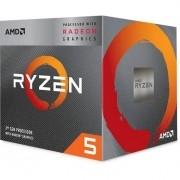 Processador AMD Ryzen 5 3400G 4MB 3,7Ghz (4,2Ghz Max Turbo) AM4