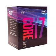 Processador Intel Core i7 8700 3.2GHz 12MB (4.6 GHz Turbo, LGA 1151)
