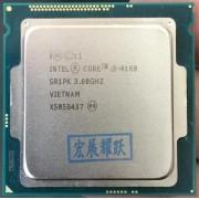 Processador Intel i3 4160 LGA 1150 3,6Ghz 3MB OEM S/ Caixa