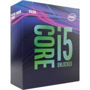 Processador intel i5 9600K Coffee Lake 9 MB 3,7Ghz ( 4,6Ghz Turbo ) LGA 1151