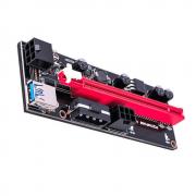 Cabo Mineração Plca de Video Riser Card VER009S PCI para 16X PCI-E
