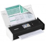 Scanner Mesa Compacto ADS1500W Brother Duplex 18PPM Wireless