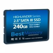 SSD Best Memory 240GB 2,5 sata 3 Highlander series BTSDA-240G-535