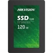 SSD Hikvision C100 120GB Sata III Leitura 550MBs e Gravação 420Mbs HS-SSD-C100/120G