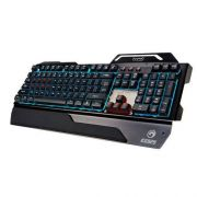 Teclado Gamer Marvo Scorpion RGB Semi-Mecanico KG929