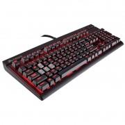 Teclado Gaming Mecanico Strafe MX RED Vermelho CH-9000088-BR