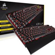 Teclado Mecanico Corsair Gaming K70 LUX MX RED CH-9101020-BR