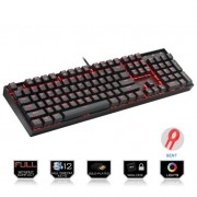 Teclado Mecanico Redragon Mitra Switch Brown K551