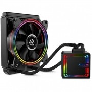 Water Cooler Alseye H120 Black 120mm RGB Intel AMD