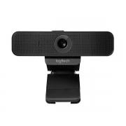 Webcam Câmera Logitech C925E 1080P Preto 960-001075