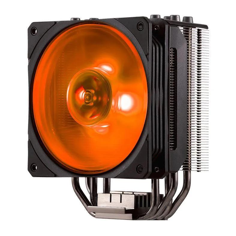 Air Cooler para Processador Cooler Master Hyper 212 RGB Black Edition C/ Controle RR-212S-20PC-R1