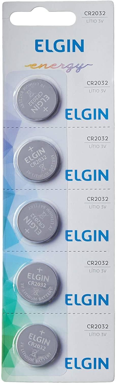 Bateria de Litio Elgin CR2032 82193