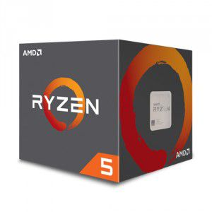 Bs Gamer AMD Ryzen 5 1400 3.4GHz 8MB, 8GB DDR4, HD 1TB, 500W, GTX 1050TI 4GB