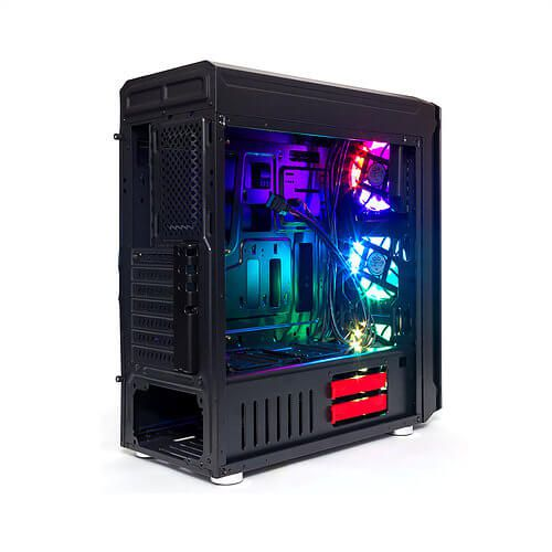 Bs Gamer Intel I5 8400 2.8GHZ 9MB, 8GB DDR4, HD 1TB, 500W
