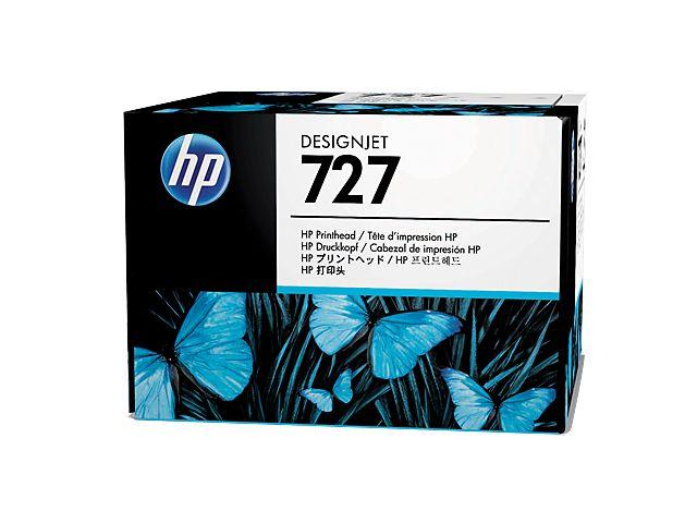 Cabeca Impressao Plotter HP Suprimentos B3P06A HP 727 Unico