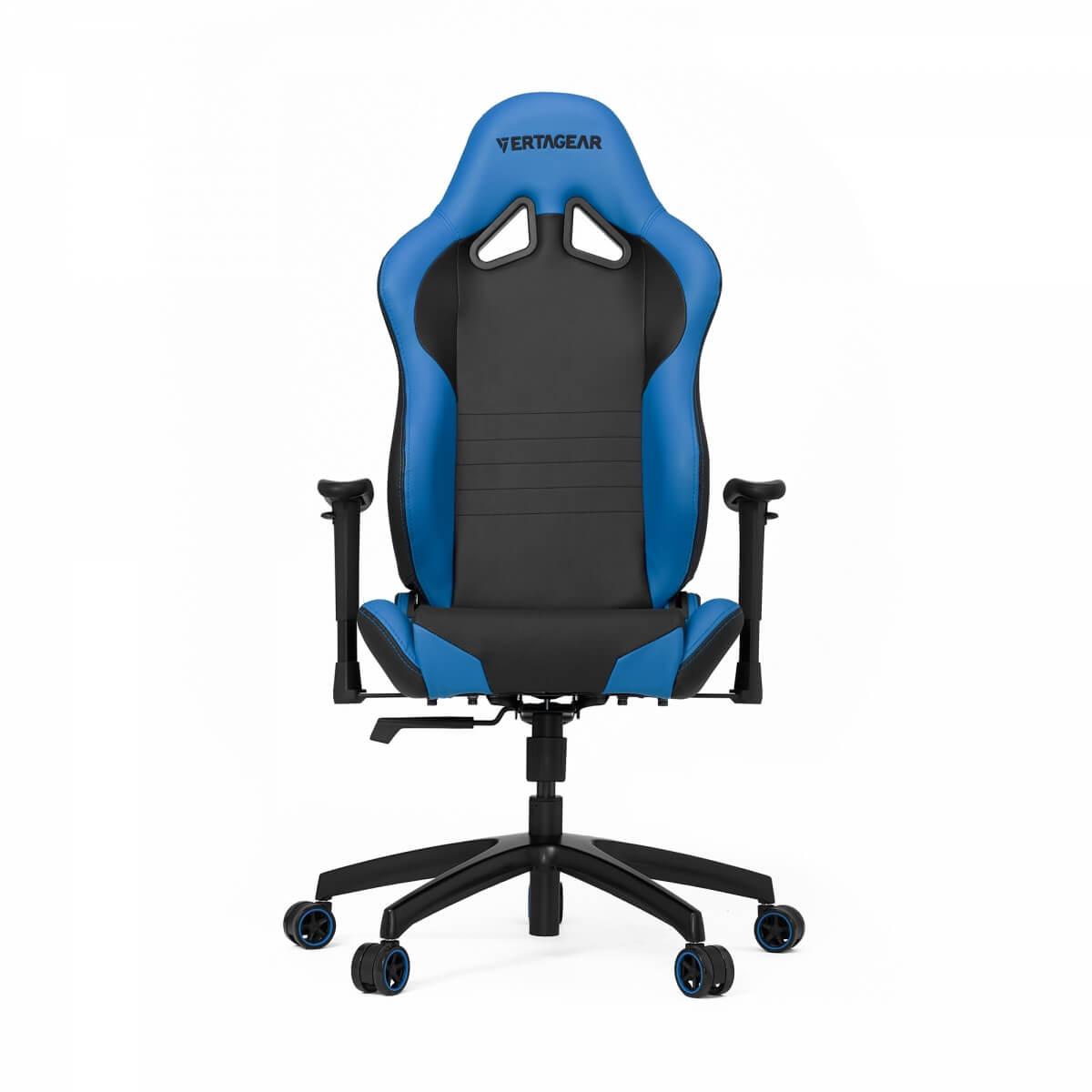 Cadeira Gamer Vertagear Racing S-LINE SL2000 Preto e AZUL
