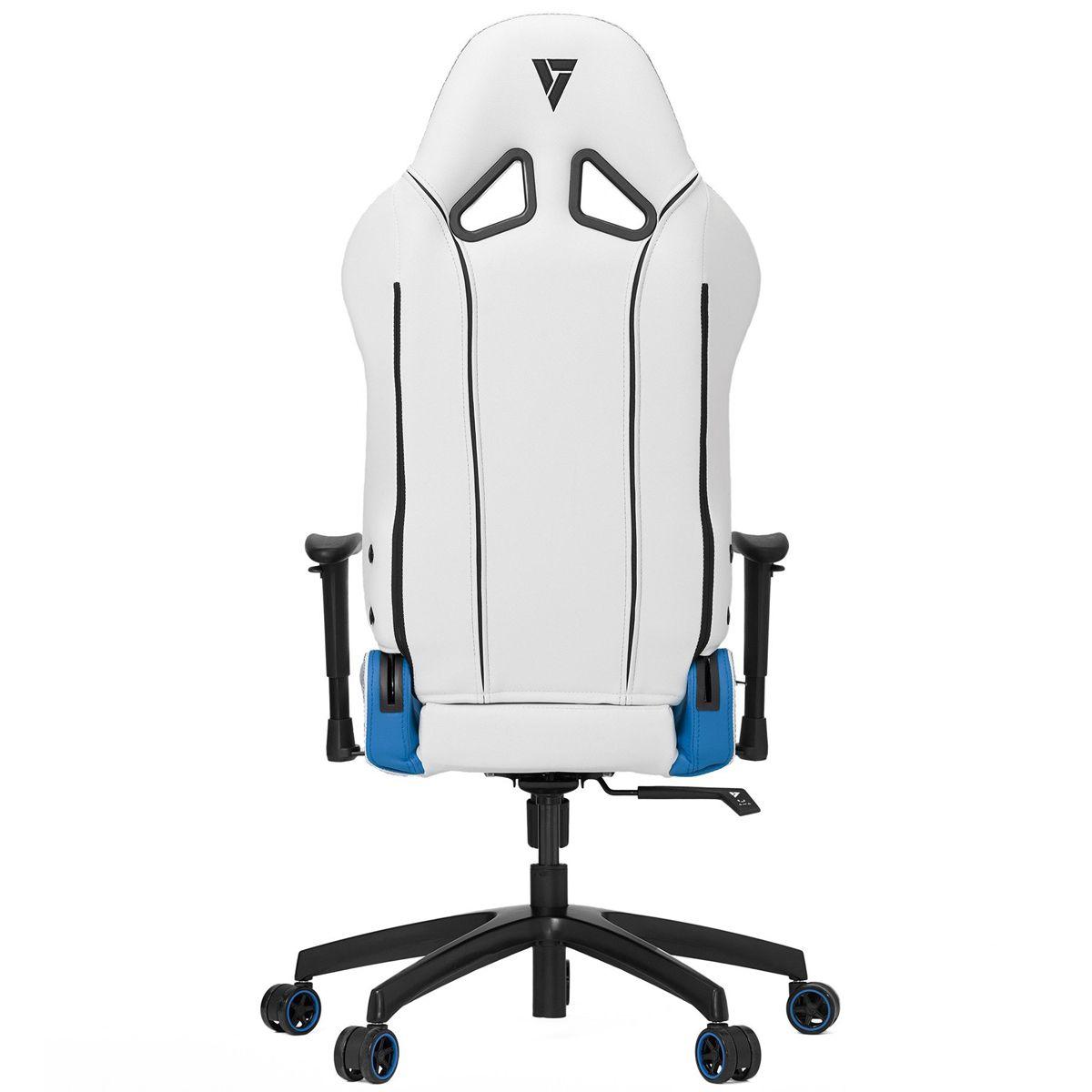Cadeira Gamer Vertagear Racing S-LINE SL2000 Branca e AZUL