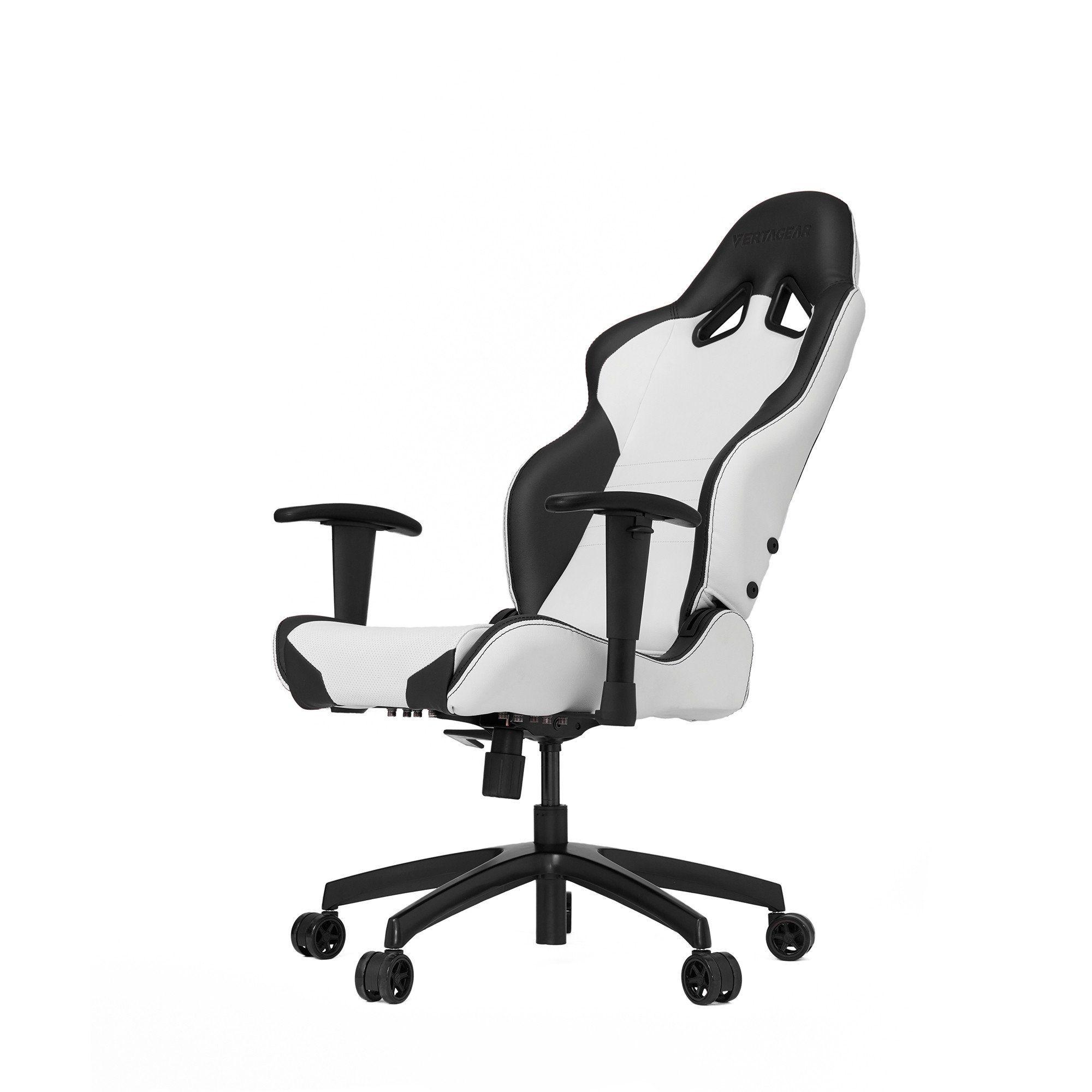 Cadeira Gamer Vertagear Series Racing S-LINE SL2000 Branca e Preta - VG-SL2000_WBK