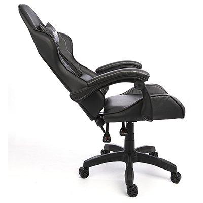 Cadeira XZONE Gamer Premium CGR-01BW Reclinável Preta