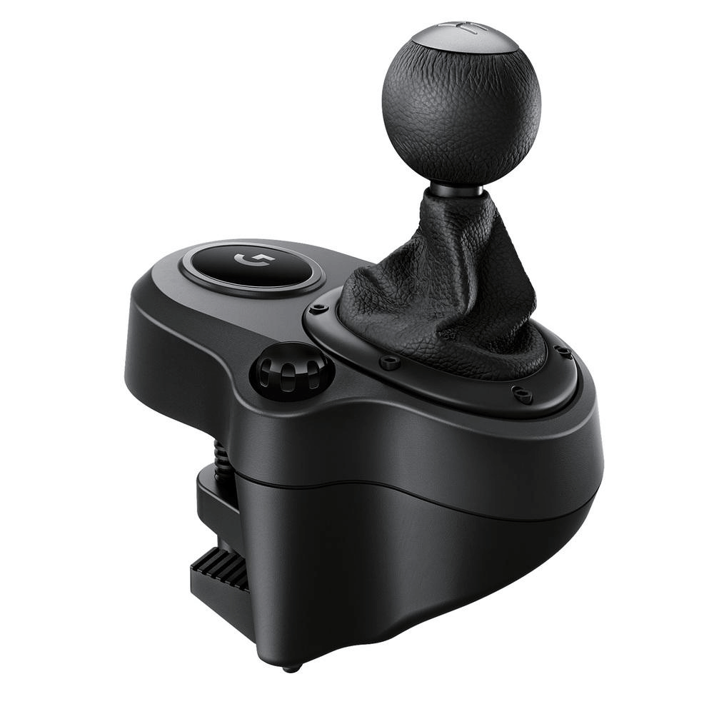 Câmbio Logitech Driving Force Shifter p/ Logitech G29 e G920 para PS4, Xbox One e PC