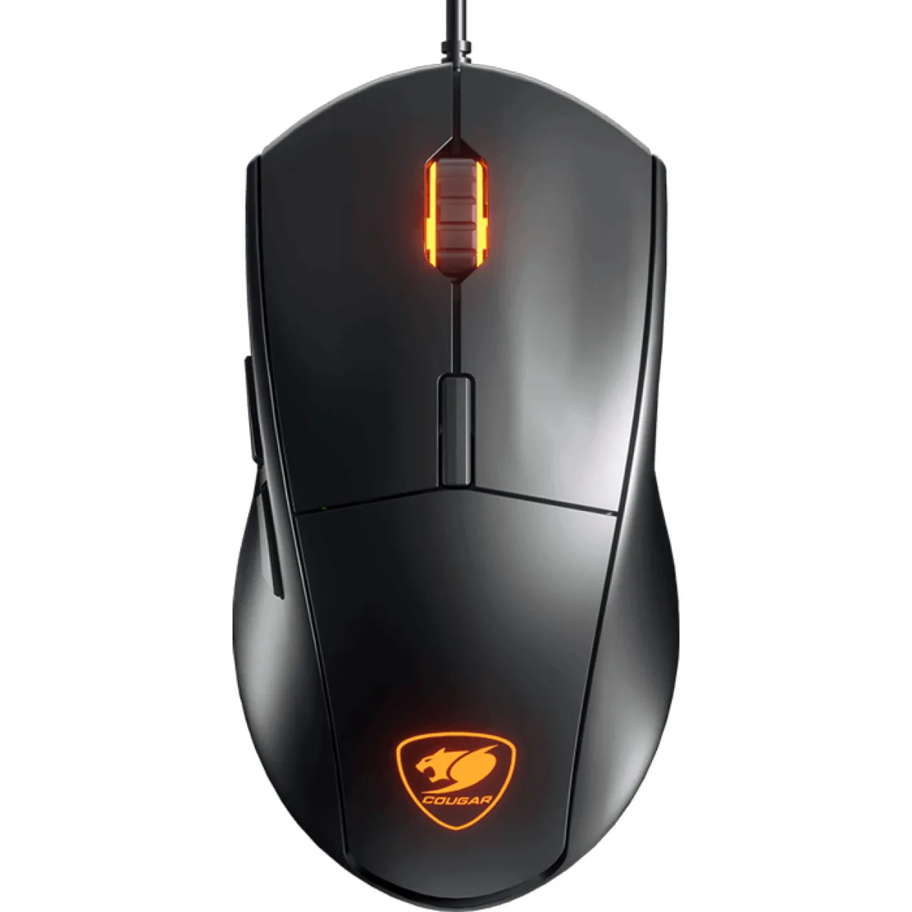 Combo Cougar Mouse Gamer Minos XC, Mousepad Speed XC, Black, 3MMXCWOB.0001