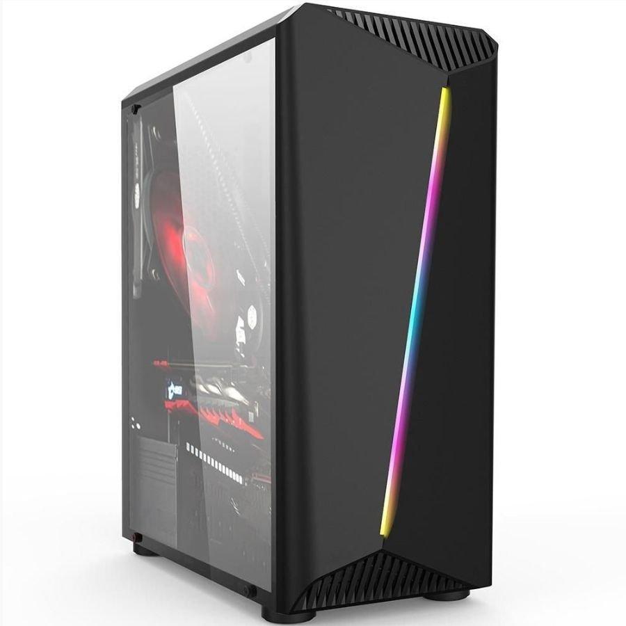 Computador Gamer Athlon 3000G, 8GB DDR4, HD 1TB, 400W