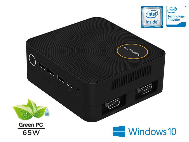 Computador Liva ZE INTEL Ultratop N3350 4GB HD 500GB WIN10