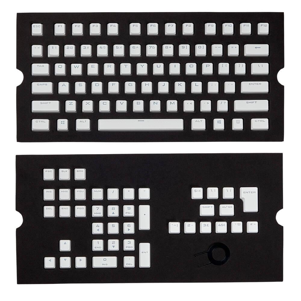 Conjunto de Teclas Keycaps Gaming FULL CH-9000234-WW
