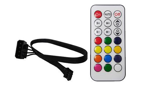 Controlador de FAN / Cooler RGB Bluecase - BCF-01