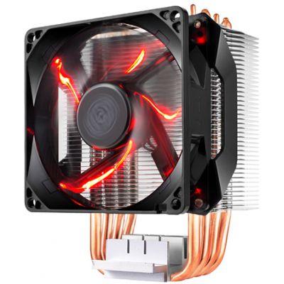 Cooler Cooler Master P Processador HYPER H410R LED Vermelho