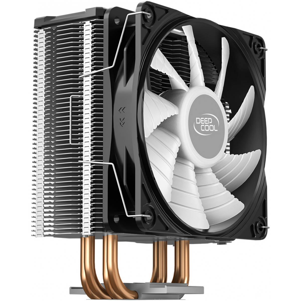 Cooler DeepCool Gammax GTE V2 RGB, 120mm, Intel-AMD