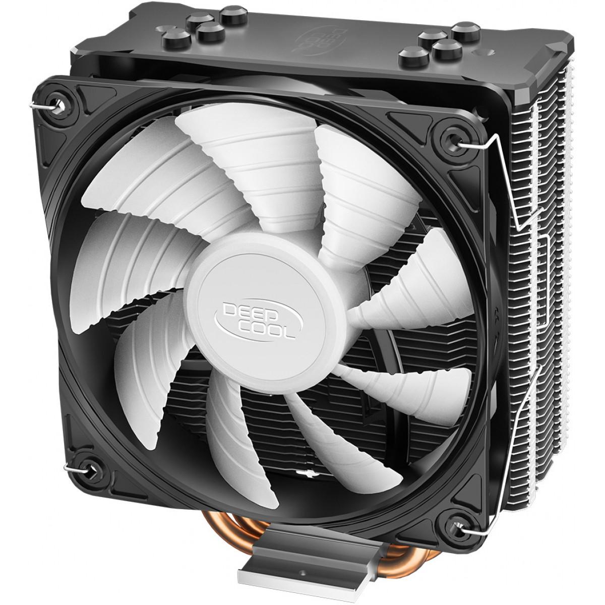 Cooler DeepCool Gammax GTE V2 RGB, 120mm, Intel-AMD