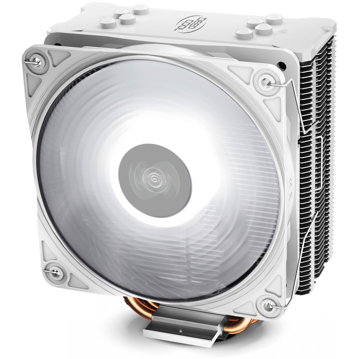 Cooler DeepCool Gammax GTE V2 WHITE, 120mm, Intel-AMD