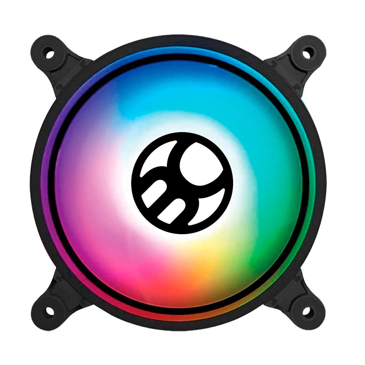 Cooler FAN Bluecase com LED RGB 120mm - BF-19RGB